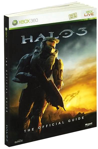 Halo 3: The Official Strategy Guide (Prima Official Game Guides) image