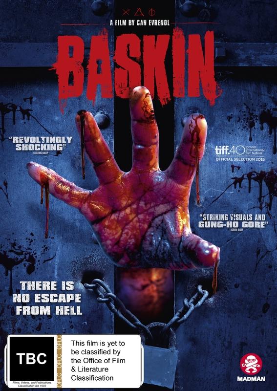 Baskin on DVD