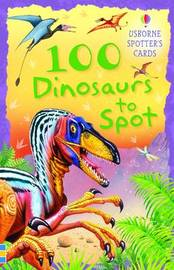 100 Dinosaurs to Spot by Philip Clarke image
