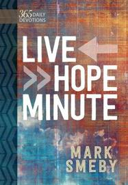 Live Hope Minute by Mark Smeby image