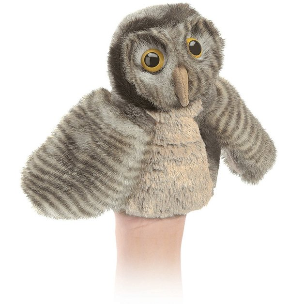 Folkmanis Hand Puppet - Little Owl