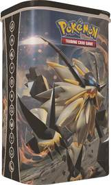 Pokemon TCG Necrozma Prism Tin: Dusk Mane Necrozma-GX