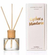 Living Light: Dream Diffuser (Lychee & Mandarin)