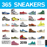 365 Sneakers 2019 Square Wall Calendar by Universe Publishing