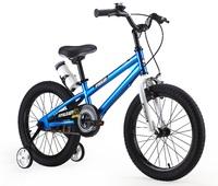 """RoyalBaby: BMX Freestyle - 18"""" Bike (Blue)"""