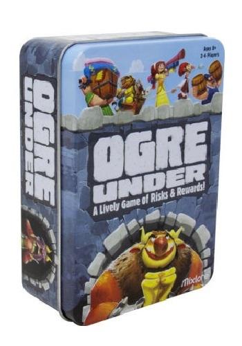 Ogre Under - Board Game