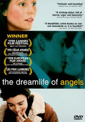 The Dreamlife Of Angels on DVD
