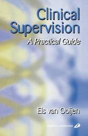 Clinical Supervision: A Practical Guide by Els van Ooijen image