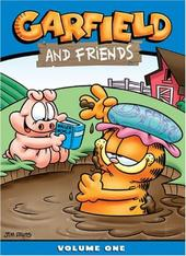 Garfield And Friends - Volume 1 on DVD