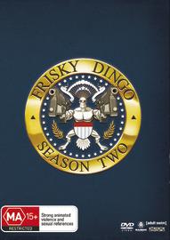 Frisky Dingo - Season 2 on DVD