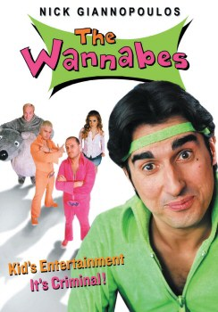 The Wannabes on DVD image