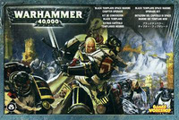 Warhammer 40,000 Black Templars Chapter Upgrade