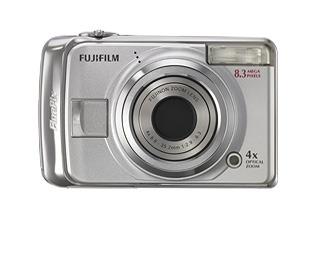 FUJIFILM FINEPIX A820 8.3MP DIGITAL CAMERA