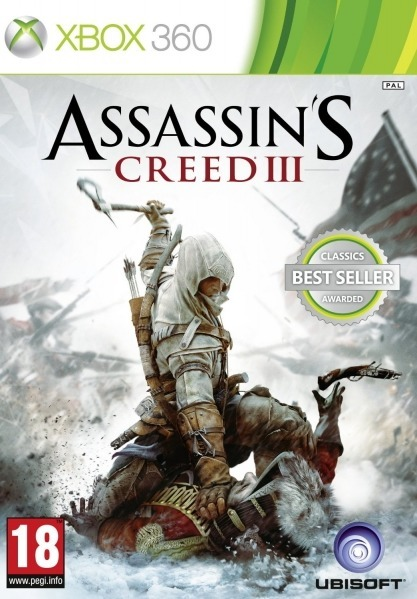 Assassin's Creed III (Classics) for X360