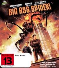 Big Ass Spider on Blu-ray