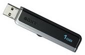 Sony USM1GJ-Series Micro Vault 1GB