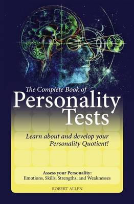 The Complete Book of Personality Tests by Robert Allen image