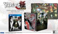Yakuza Kiwami Steelbook Edition for PS4 image