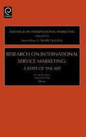Research on International Service Marketing image