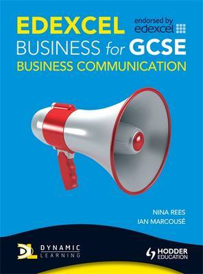 Edexcel Business for GCSE: Business Communication by Nina Rees image