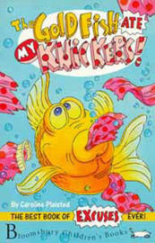 The Goldfish Ate My Knickers by C. A. Plaisted image