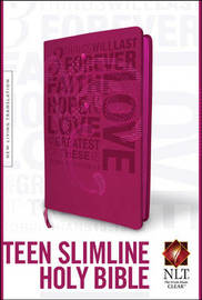 Teen Slimline Bible-NLT