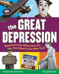 The Great Depression by Marcia Amidon L'Usted