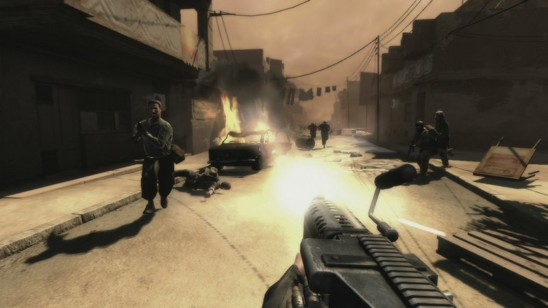 Soldier Of Fortune: Payback for PS3 image