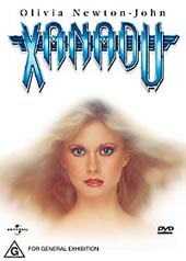 Xanadu on DVD