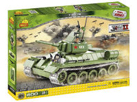 Cobi: World War 2 - T 34/76 Tank