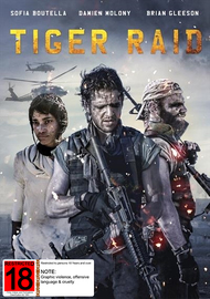 Tiger Raid on DVD image