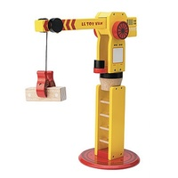 Le Toy Van: The Big Wooden Crane