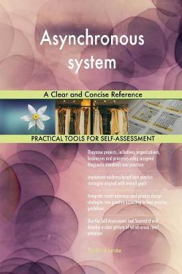 Asynchronous System a Clear and Concise Reference by Gerardus Blokdyk image