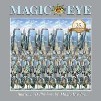 Magic Eye 25th Anniversary Book by Cheri Smith