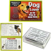 Magnetic Poetry Kit - Dog Lover