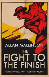 Fight to the Finish by Allan Mallinson