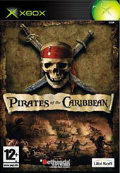 Pirates of the Caribbean for Xbox