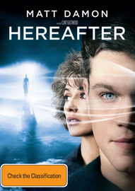 Hereafter on DVD