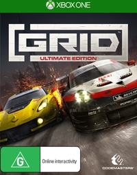 GRID Ultimate Edition for Xbox One