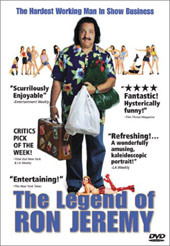 Porn Star: The Legend Of Ron Jeremy on DVD