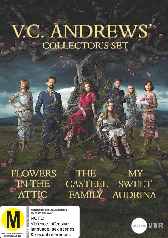 VC Andrews' Collector's Set on DVD