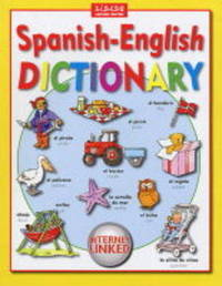 Spanish-English Picture Dictionary image