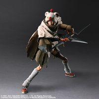 Final Fantasy VII Remake: Yuffie Kisaragi - Play Arts Kai Figure