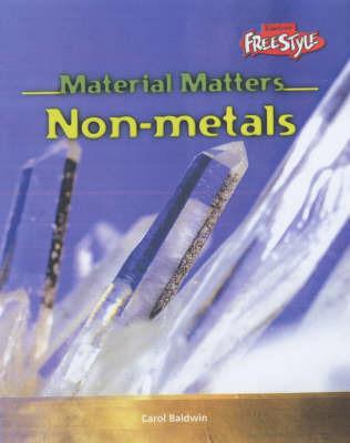 Non-Metals by Carol Baldwin image