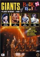 Giants Of Rock n Roll on DVD