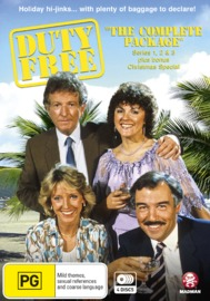 Duty Free - The Complete Series on DVD image