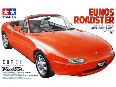 Tamiya Mazda Eunos Roadster 1/24 Kitset Model image