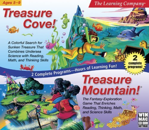 Treasure Cove & Treasure Mountain for PC Games