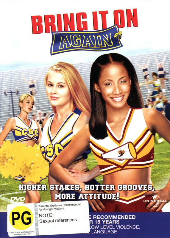 Bring It On Again on DVD