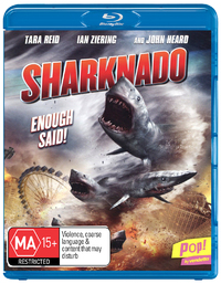 Sharknado on Blu-ray